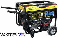 Электрогенератор бензиновый FORTE FG 6500e (5квт) (Форте) 1ф