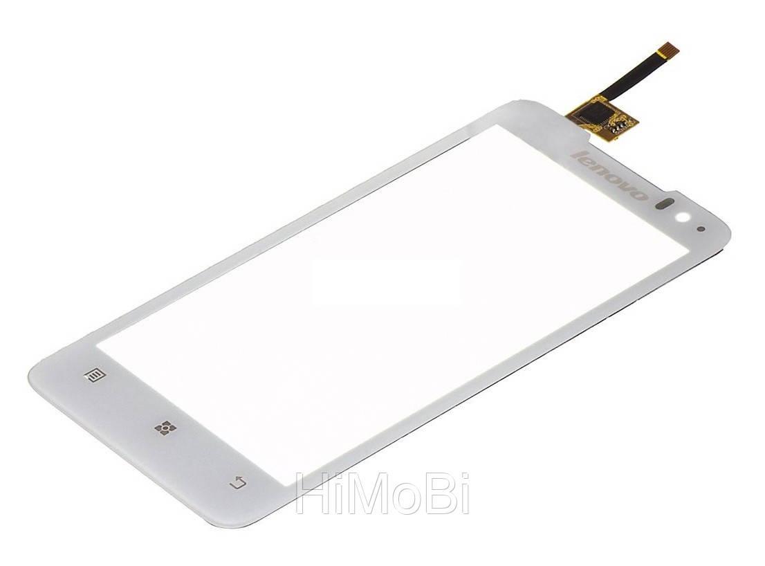 Сенсор (Touch screen) Lenovo P770 белый - HiMoBi в Николаеве