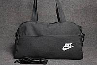 Модная спортивная сумка Найк, черная сумка Nike