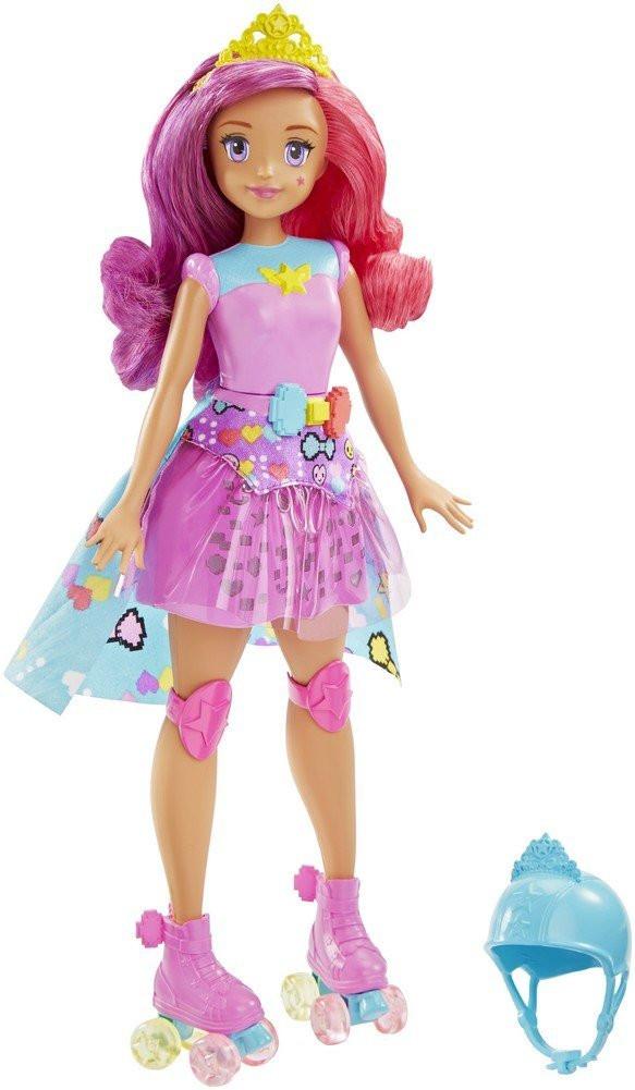 Описание: D:\ИНТЕРЕНЕТ МАГАЗИН LIZZI\КАРТИНКИ\БАРБИ\Кукла Барби Аниме принцесса Белла из серии Виртуальный мир\61bmLCKoZgL._SL1001_.jpg