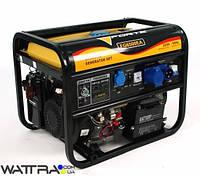 ⭐ Генератор бензиновый FORTE FG 6500ea (5квт, +Авто) (Форте) 1ф