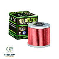 Масляный фильтр Hiflo HF566 для Kawasaki, Kymco.