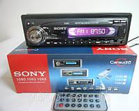 Автомагнитола Sony 1080 Usb+Sd+Fm+Aux+ пульт, фото 1