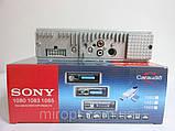 Автомагнитола Sony 1085 USB+SD+FM+AUX+пульт (4x50W), фото 3