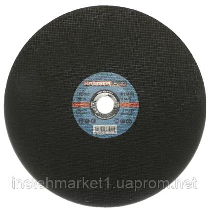 Круг отрезной Haisser 400х3,0х32 мм по металлу, фото 2