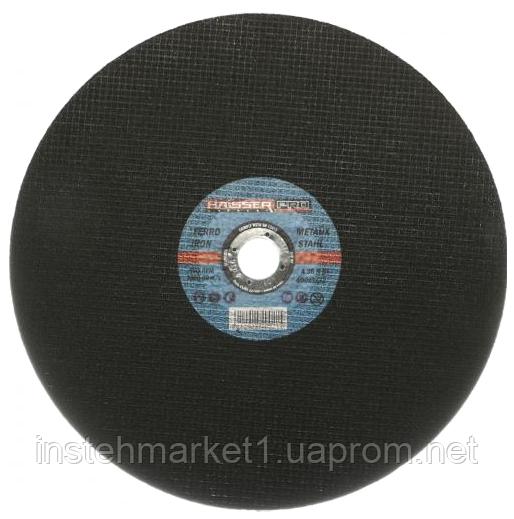 "Круг отрезной Haisser 400х3,0х32 мм по металлу в интернет-магазине ""Инстехмаркет"""