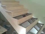 Лестницы. Каркасы лестниц сложной формы, фото 4