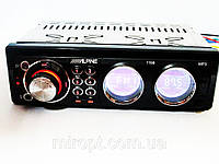 Автомагнитола ALPINE 1166  - USB+SD+AUX+FM (4x50W), фото 1