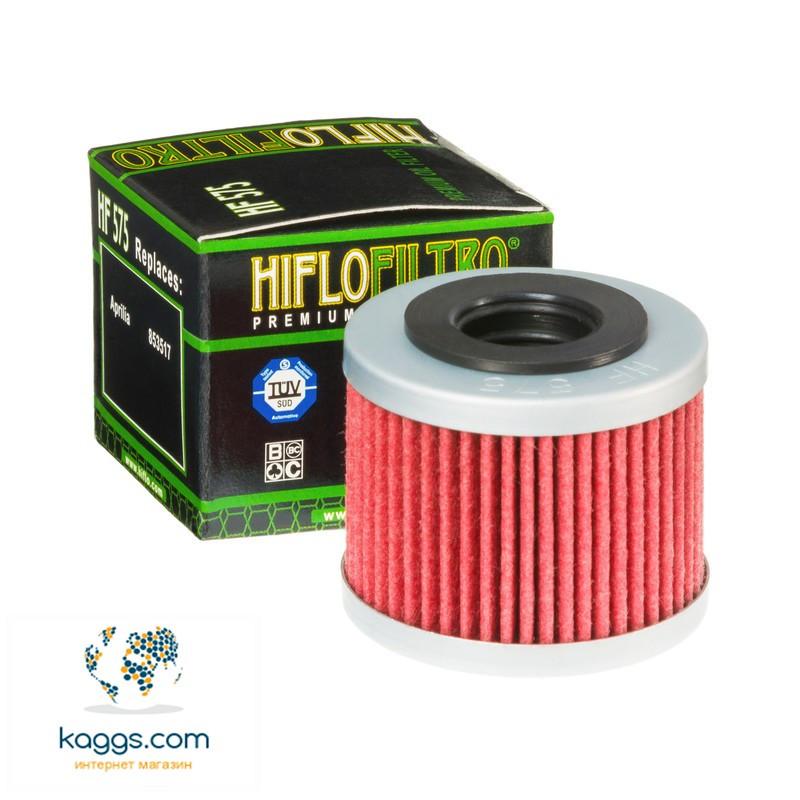 Масляный фильтр Hiflo HF575 для Aprilia.