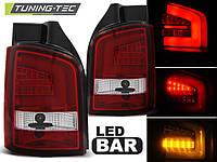 Диодные фонари VW T5 2010-2015 (ляда)