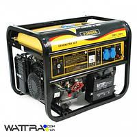 Электрогенератор бензиновый FORTE FG 8000Е (6квт) (Форте)