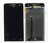Дисплейный модуль ASUS ZenFone 5 (ZE500CL) with touchscreen black