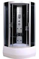 Гидробокс NEO 100HT Black, 100*100*215 см