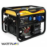 Электрогенератор бензиновый FORTE FG 8000ЕА (6квт, +Авто) (Форте) 1ф