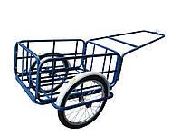Велоприцеп, тележка велосипедная