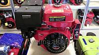 Бензиновый двигатель Weima WM190FE-L (редуктор 1/2,шпонка 25мм, эл/старт, 1800об/мин),16л.с. для мотоблоков
