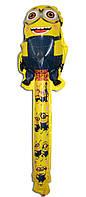"""Шар фольгированный палочка """" Миньён """" , 78 х 24 см."""