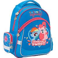 Рюкзак школьный ортопедический Kite My Little Pony Литл пони (LP17-521S)