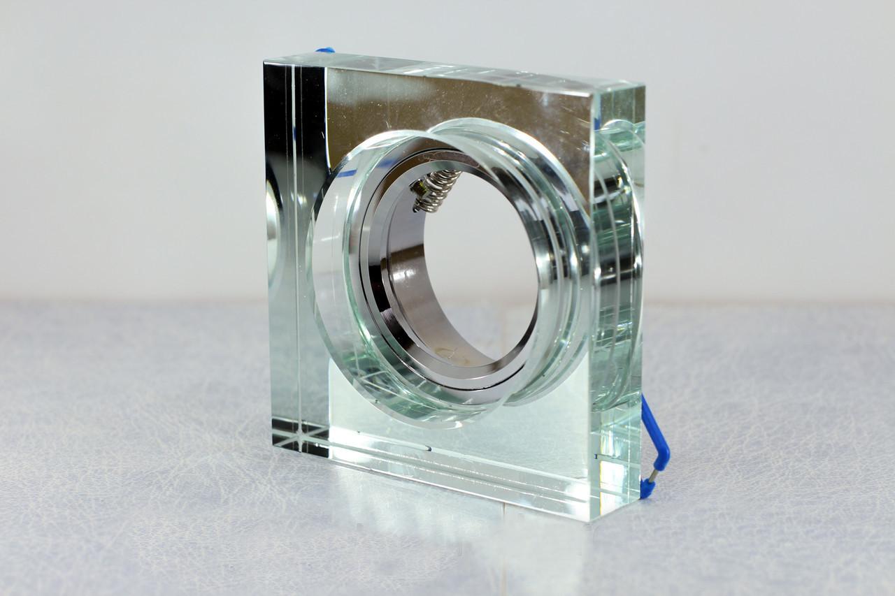 Точечный светильник Feron 8180-2 квадрат