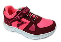 Детские текстильные кроссовки для девочек р. 25,26,27,28,29,30
