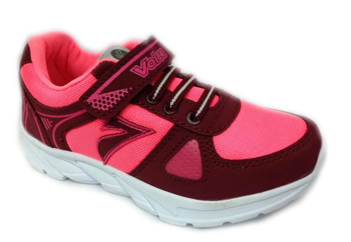 Детские текстильные кроссовки для девочек р. 25, 26, 27, 28, 29, 30, фото 2