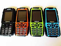 """Телефон Nokia LandRover M8 - 2Sim - 2,2"""" - Fm - Bt - Camera - Противоударный"""