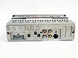 """Автомагнітола Pioneer 3611 Blue - 3,6"""" TFT Video екран -Divx/mp4/mp3 USB+SD, фото 4"""