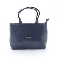 Стильная женская сумка  синего цвета Fabiano