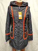 """Куртка удлиненная  фирмы """"COP COPINE"""" (модель 03-68)"""