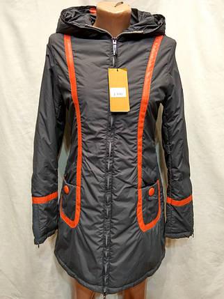 """Куртка удлиненная  фирмы """"COP COPINE"""" (модель 03-68), фото 2"""