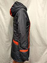 """Куртка удлиненная  фирмы """"COP COPINE"""" (модель 03-68), фото 3"""