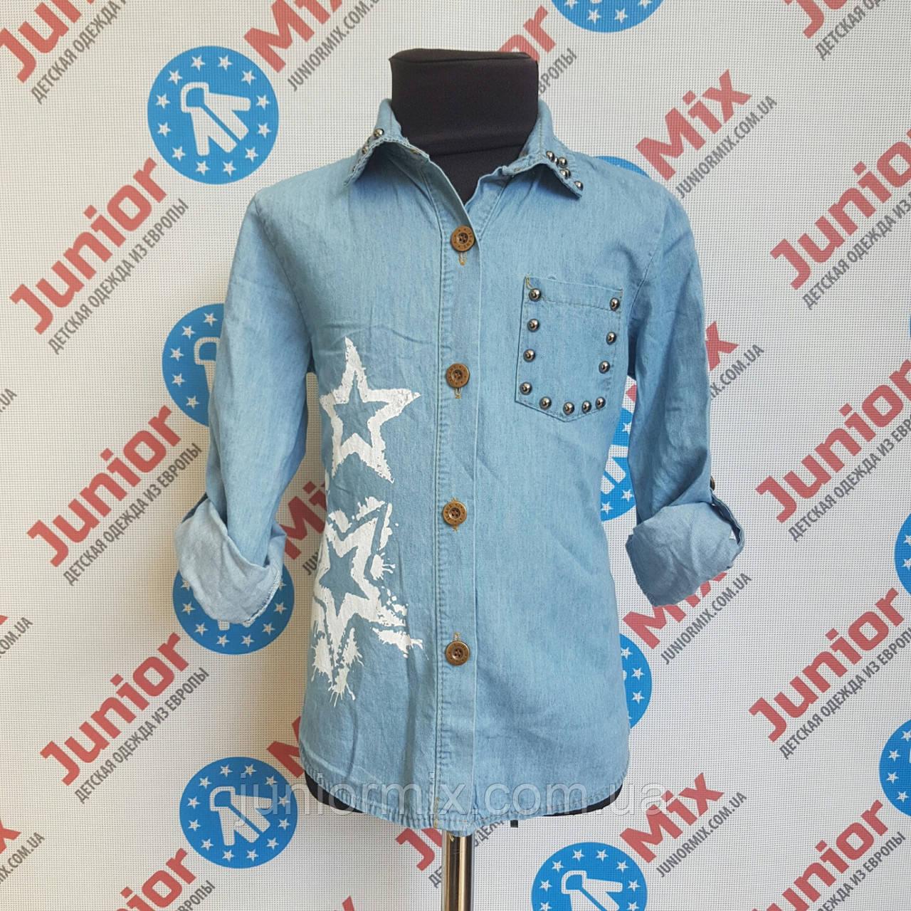 452705cc8e3 Купить Джинсовая рубашка на девочку ИТАЛИЯ в Хмельницком от компании ...