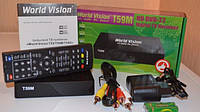 Тюнер ( ресивер ) T59М DVB-T/T2 World Vision