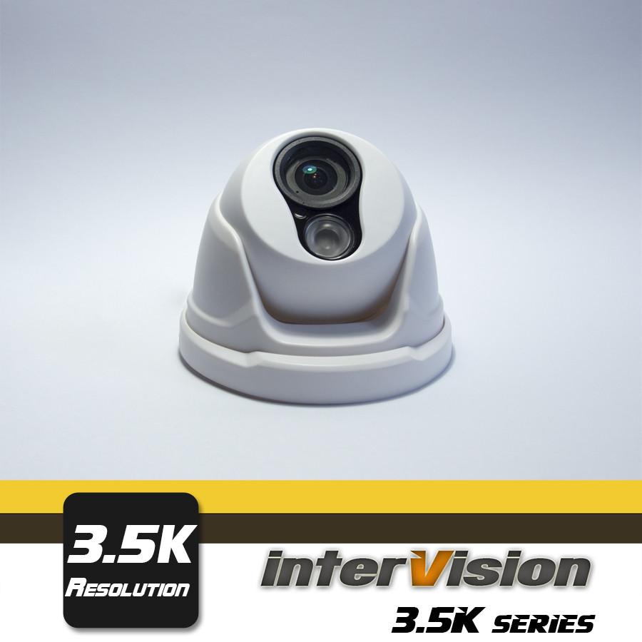 PANORAM-351DI внутренняя 5MP видеокамера, угол обзора 160°, Ик 60метров