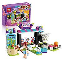 Конструктор Lepin Friends / Подружки 01005 Парк развлечений: Игровые автоматы (аналог Lego Friends 41127)