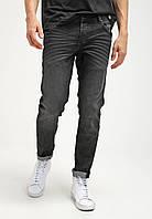Мужские джинсы черные стрейч Joy stretch от !Solid (Дания) в размере W31/L32