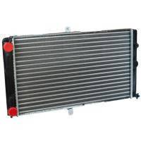 Радіатор охолодження основний ВАЗ 2110-2112 Аврора Avrora Польща CR-LA2110