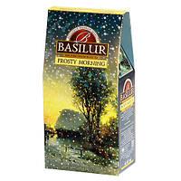 Чай черный цейлонский Basilur коллекция Подарочная Морозное утро
