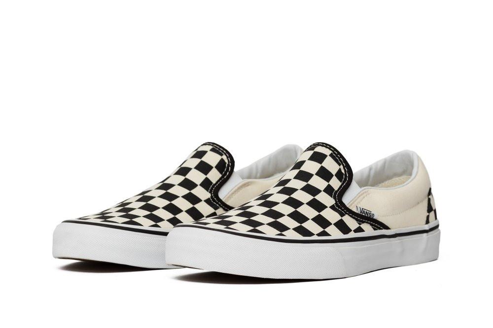 7431cb7d Оригинальные мужские кроссовки Vans Classic Slip-On