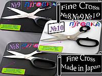 """Ножницы """"Fine Cross Япония"""" 039 №8 9 №10"""