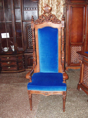 """Вишукане крісло """"Трон"""" №2, фото 2"""