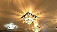 Точечный светильник Feron JD55 прозрачный, фото 1