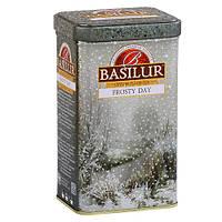 Чай черный цейлонский Basilur коллекция Подарочная Морозный день
