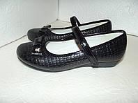 Новые черные туфли, р. 34(21,5см)