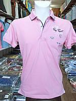 Мужская футболка поло новая молодежная коллекция мужская одежда Ette style&living