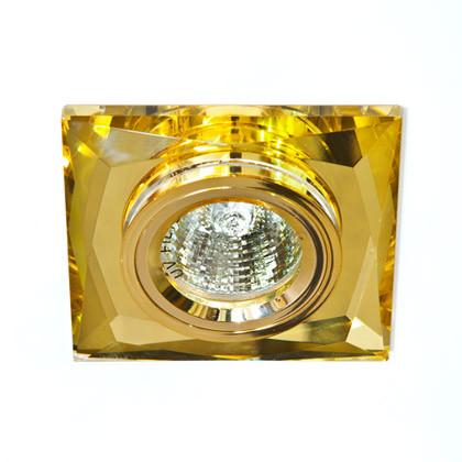 Точечный светильник Feron 8150-2 стекло