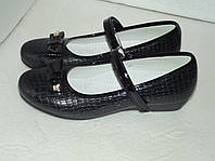 Новые черные туфли, р. 36(22,5см)