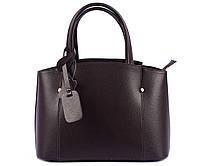 Классическая кожаная сумка Virginia Conti