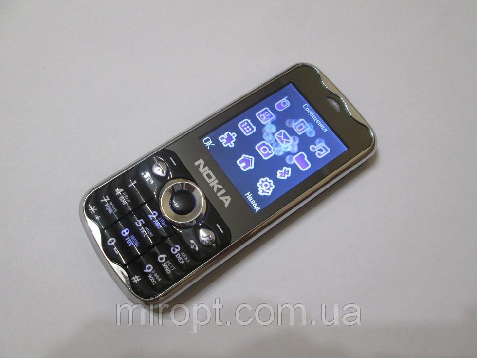 """Телефон Nokia C487- 2SIM - 2.2"""" - Fm - Bt - Camera - металлический корпус - стильный дизайн"""