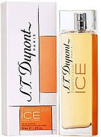 DUPONT Eessence ICE pour Femme EDT 50 ml  туалетная вода женская (оригинал подлинник  Франция)